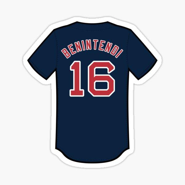 "TIE DYE Andrew Benintendi Boston Red Sox /""Air/"" jersey T-shirt"