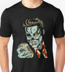 Zombie Elvis (Hail to the King, Baby) T-Shirt