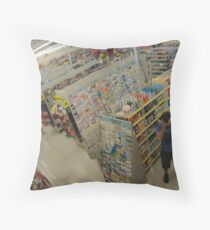 Dollar General Throw Pillow