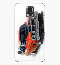 Red XY Ford Falcon GT Case/Skin for Samsung Galaxy