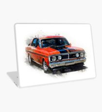 Red XY Ford Falcon GT Laptop Skin