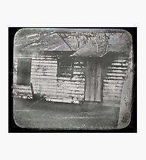 Burnt Photographic Print