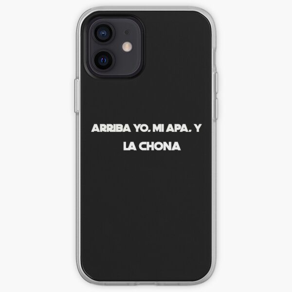 La Chona iPhone Soft Case