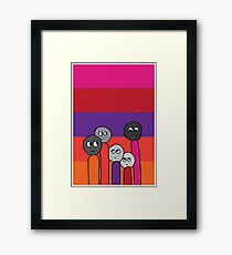 ~ Community' Framed Print