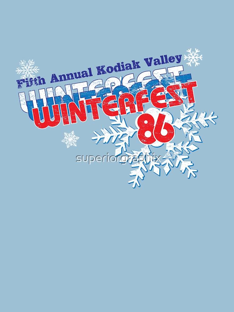 Winterfest 86 | Unisex T-Shirt