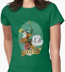 Tally Ho! Women's Fitted T-Shirt