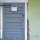 Delivery Door by BShirey