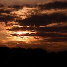 Kent Sunset 02 by Peter Barrett