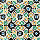 Alhambra Geometrics ONE by BigFatArts
