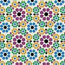 Alhambra Geometrics TWO by BigFatArts
