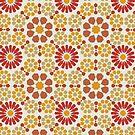 Alhambra Geometrics THREE by BigFatArts