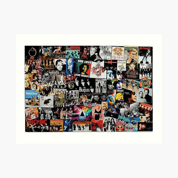 Musicians Jazz Men New York Art Print Framed Poster Wall Decor