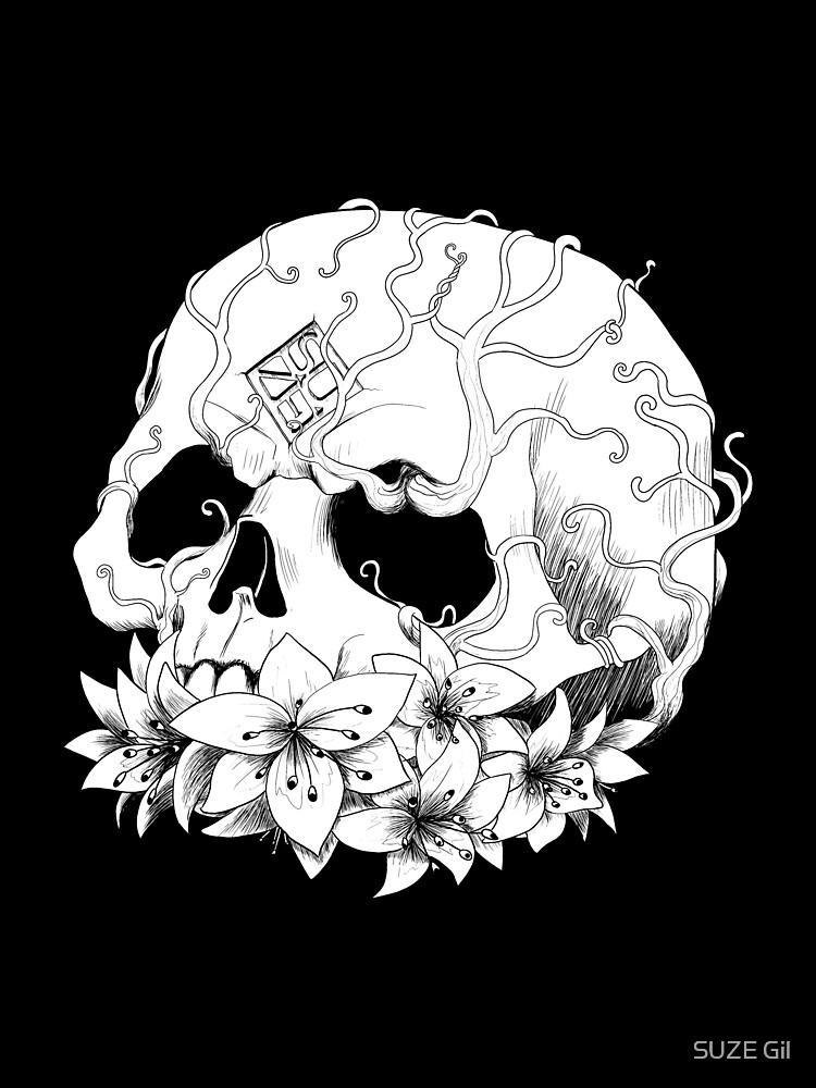 SUZE's skull by SuzeGil