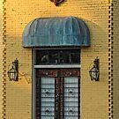 Oak Cliff Door by Colleen Drew