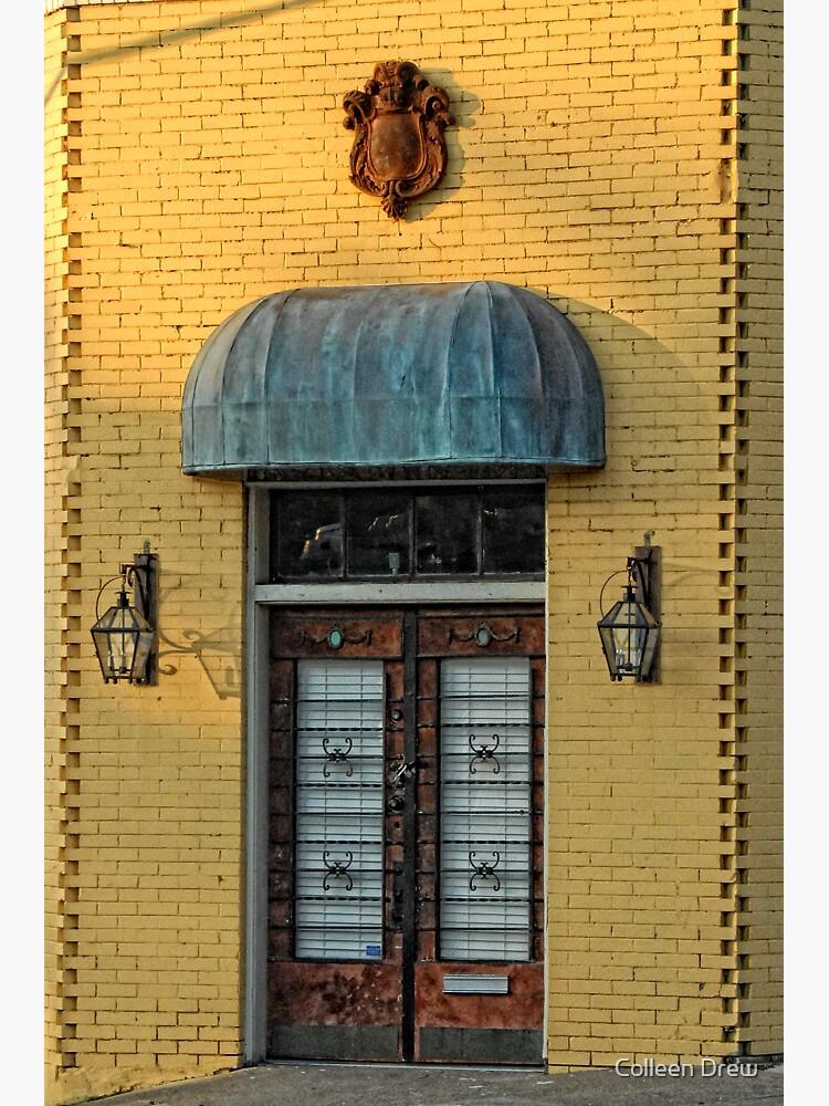 Oak Cliff Door by colgdrew