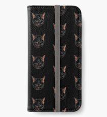 Vinilo o funda para iPhone Scottish Fold British Shorthair Mix