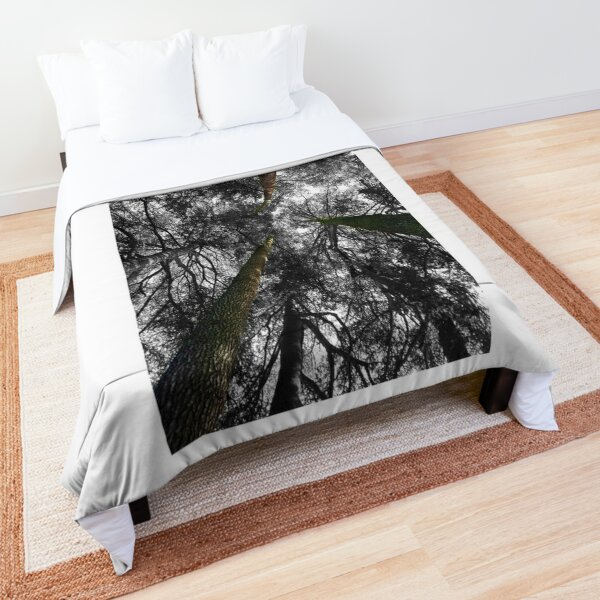 Lost in the Forest Comforter