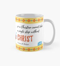 St Gregory Theologian quote Classic Mug