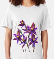 Queen of Sheba boquet Slim Fit T-Shirt