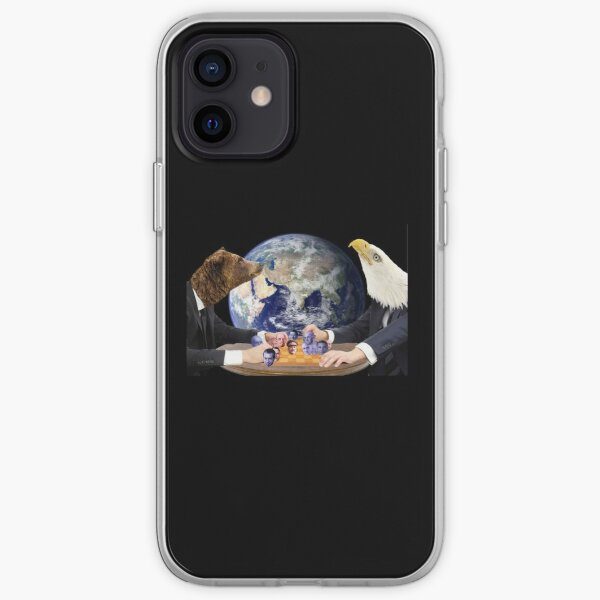 America vs. Soviet Union, Cold War iPhone Soft Case