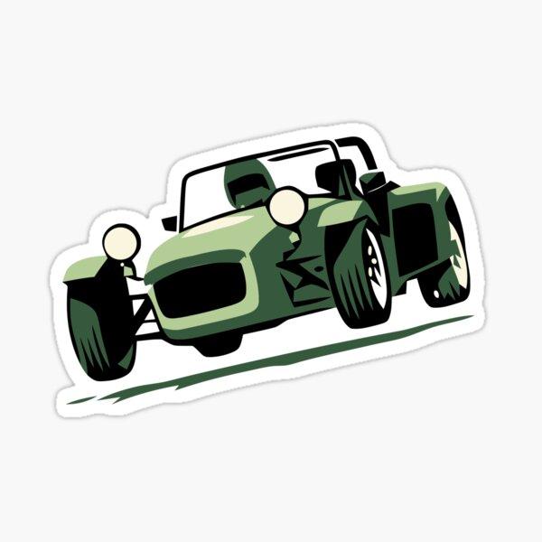 Caterham Lotus Super7 Design Sticker