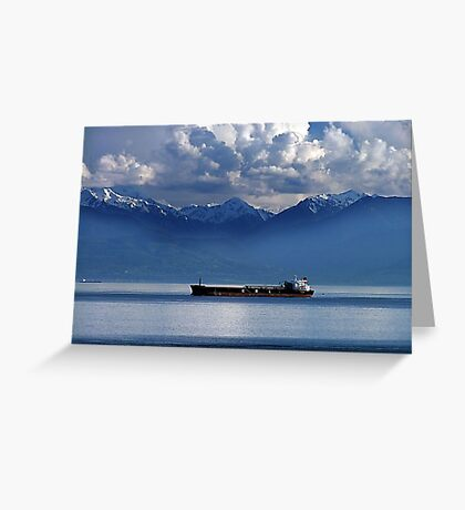 Evening Passage Greeting Card