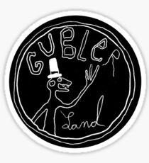 Gubler Land Sticker