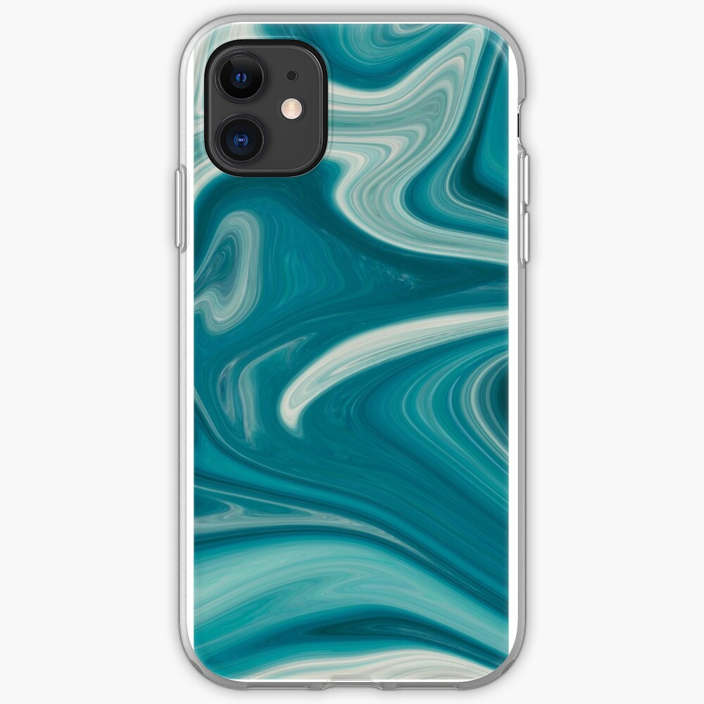 SWIRLY iPhone Soft Case