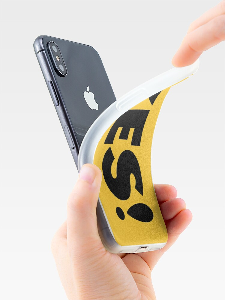 Alternate view of YES iPhone Case & Cover