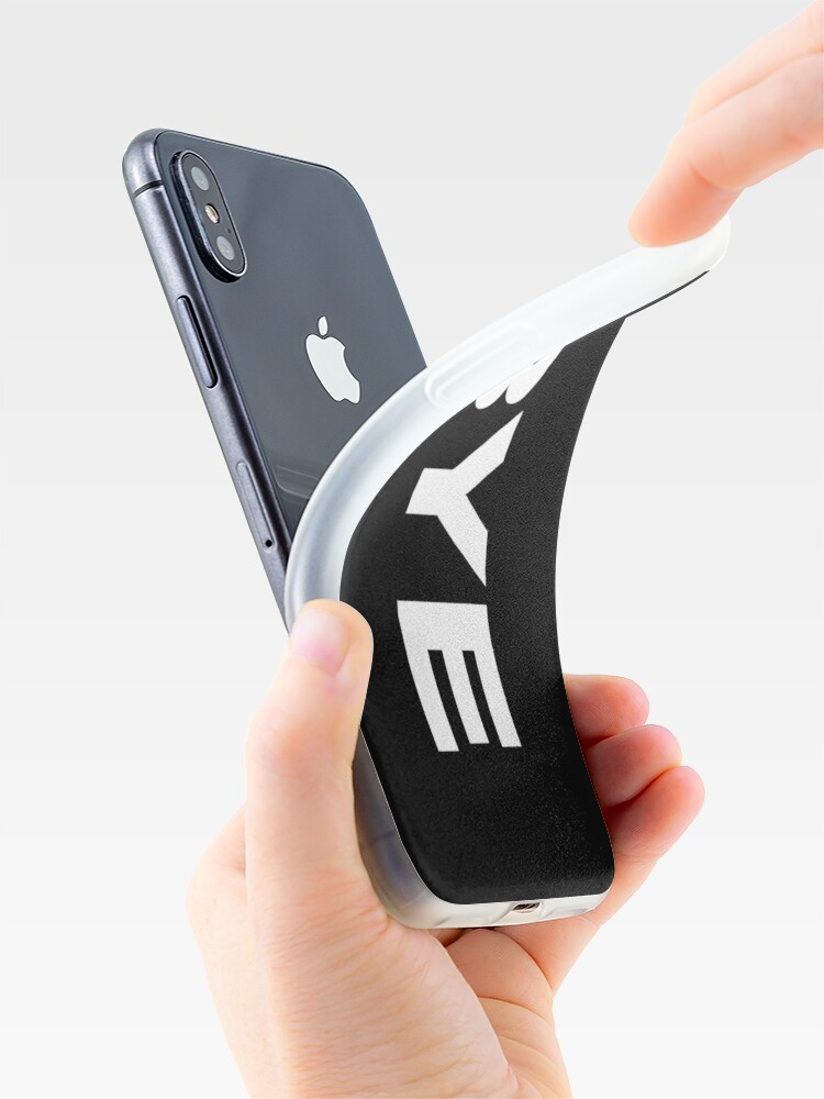 Alternate view of BYE iPhone Case & Cover