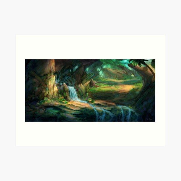 Jungle Journey Art Print