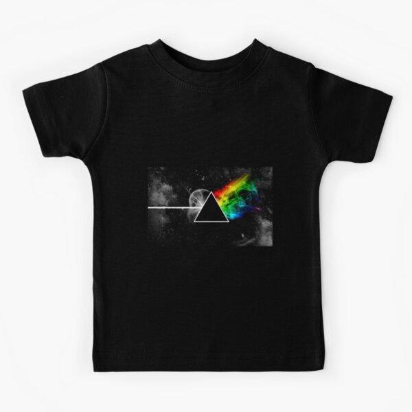 PINK FLOYD dark side t-shirt kid shirt toddler clothing Boys Girls Children tee