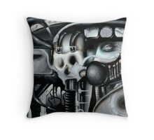 Twilight Leaders Throw Pillow