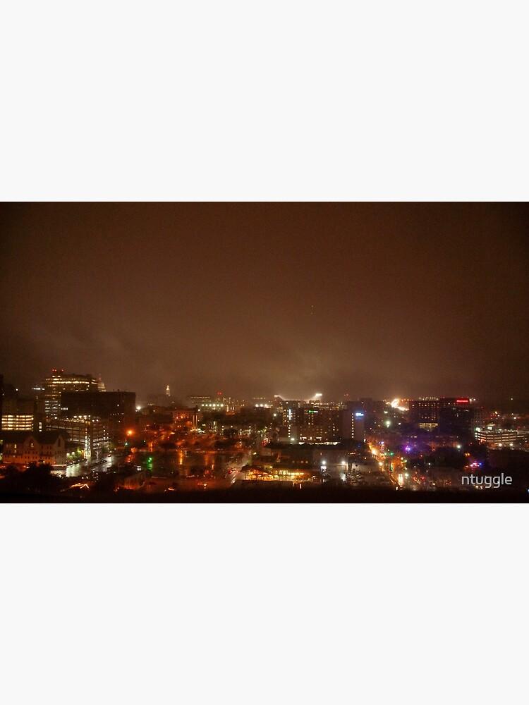 Austin Smoky Night by ntuggle
