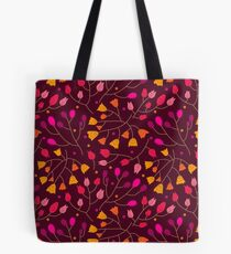 Floral seamless pattern. Flowers Tote Bag