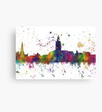 Annapolis Maryland Skyline Canvas Print