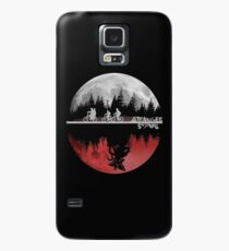 Funda/vinilo para Samsung Galaxy stranger things shirt