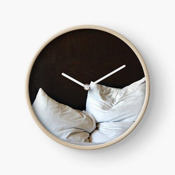 Comfy Pillow Clock