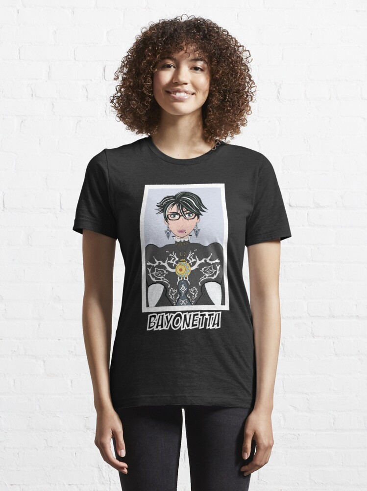 Alternate view of Bayonetta Bayonetta Essential T-Shirt