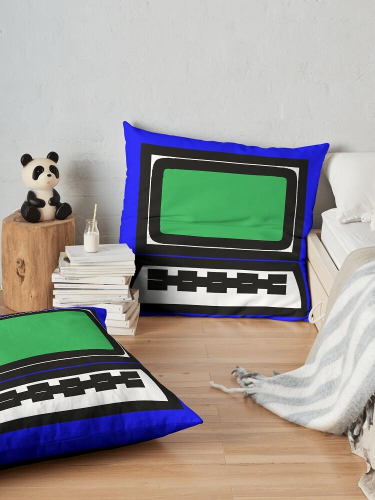 Alternate view of Computer  Floor Pillow