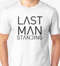 Camiseta ajustada Último hombre de pie