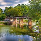 Railroad bridge by ECH52