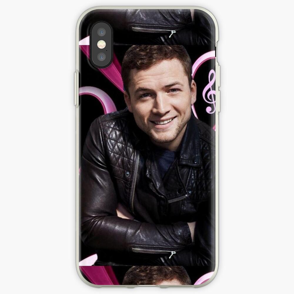 Taron Egerton iPhone Case & Cover