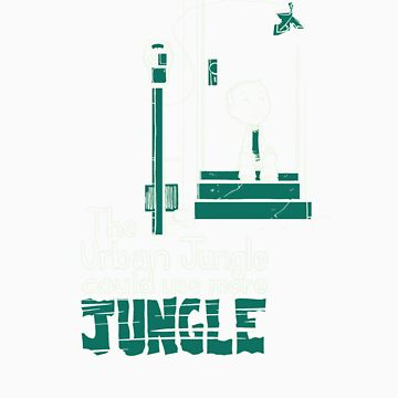 Urban Jungle by caanan
