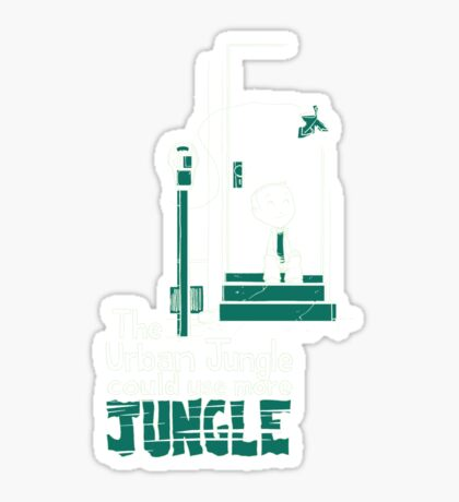 Urban Jungle Sticker