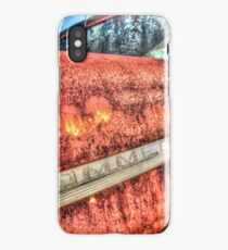 COMMER. iPhone Case/Skin