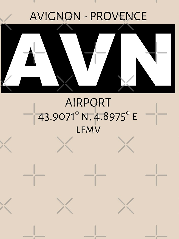 Avignon Provence Airport AVN by AvGeekCentral