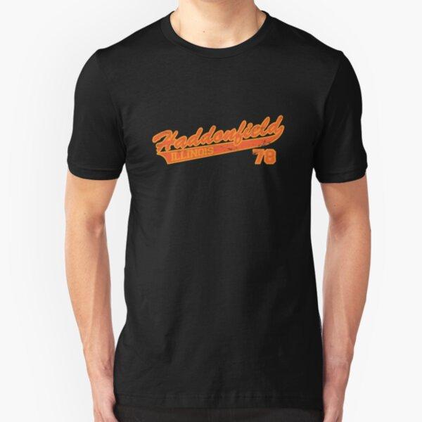 Haddonfield 2 Distress Slim Fit T-Shirt