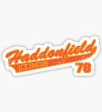 Haddonfield 2 Distress Sticker