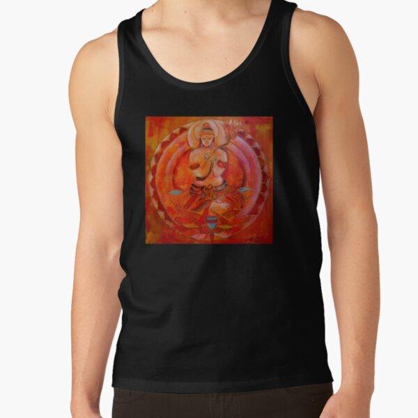 Buda de la paz interior Camiseta de tirantes